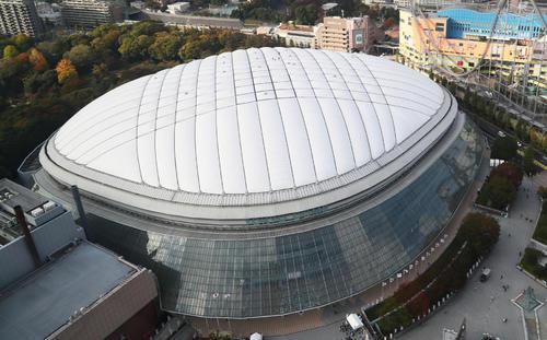 ジャニー喜多川さんのお別れの会が執り行われる東京ドーム