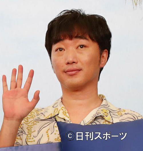 スピードワゴンの小沢一敬(18年6月撮影)