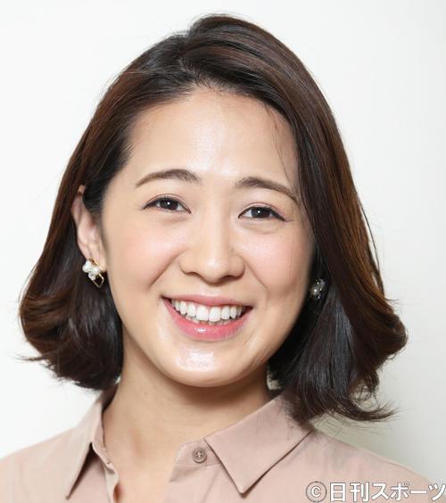 椿原慶子アナ(17年3月8日撮影)