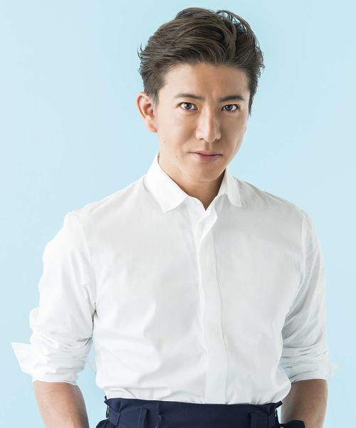 TBS系ドラマ「グランメゾン東京」に主演する木村拓哉
