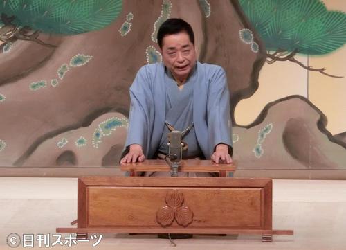 桂小文枝(2019年3月12日撮影)