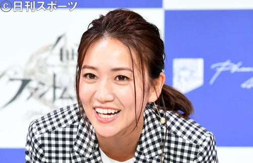 大島優子(18年11月撮影)