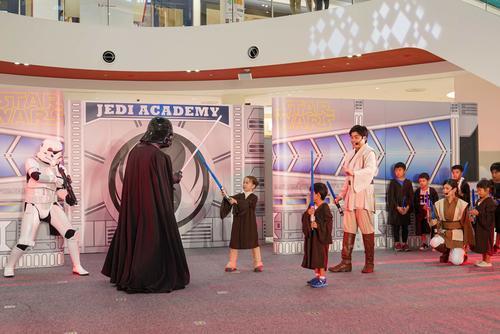 大阪・吹田市で開催された「ジェダイ・アカデミー」