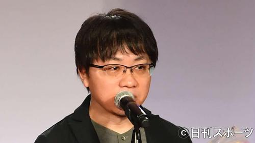 新海誠監督(2016年12月28日撮影)