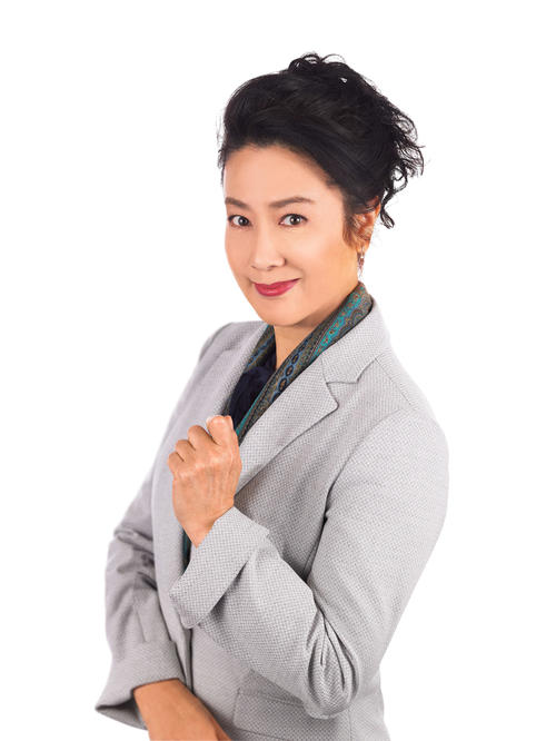 テレビ東京系ドラマ「特命刑事カクホの女2」に出演する名取裕子