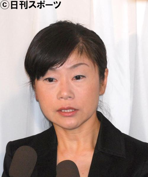 神野美伽(2010年5月24日撮影)