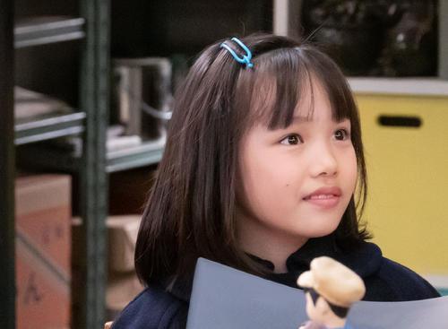 NHK連続テレビ小説「なつぞら」に杉山千夏役として再出演する粟野咲莉
