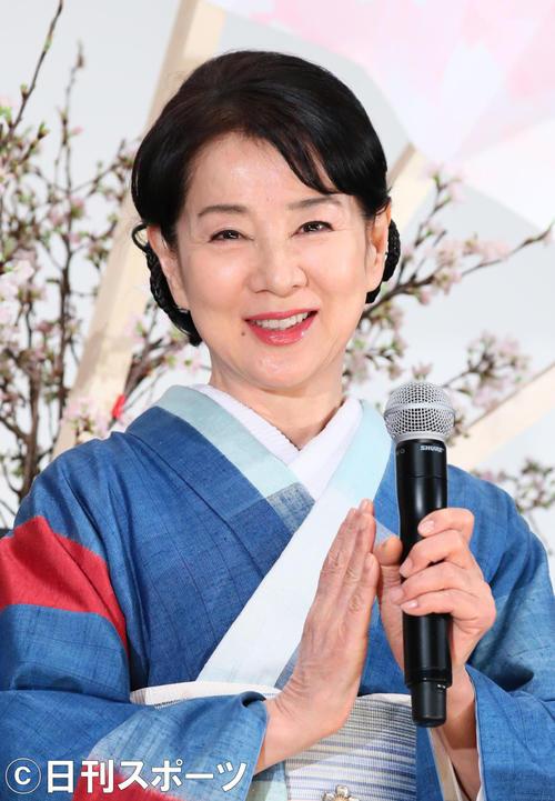 吉永小百合(18年3月10日撮影)