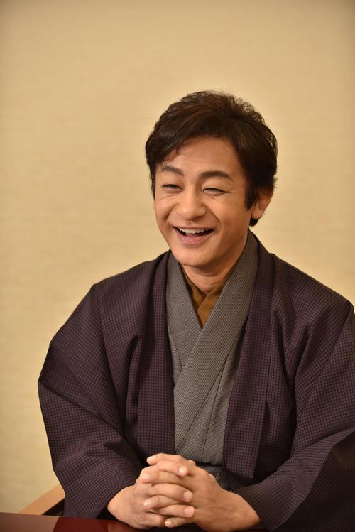 「芸術祭十月大歌舞伎」で昼夜3演目に出演する片岡愛之助