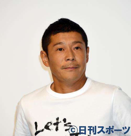 ZOZOの前代表・前澤友作氏(2019年9月12日影)
