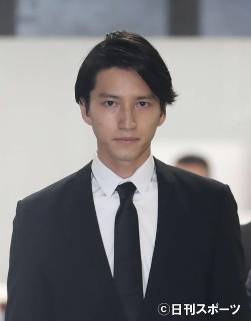 田口淳之介被告(19年6月6日撮影)