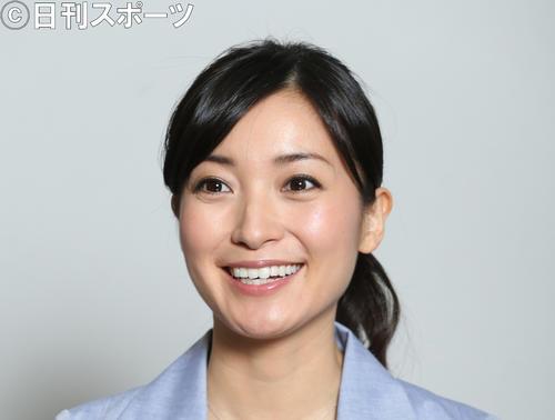 大江麻理子(14年6月撮影)
