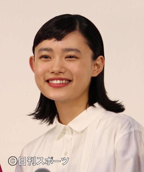 杉咲花(18年3月撮影)