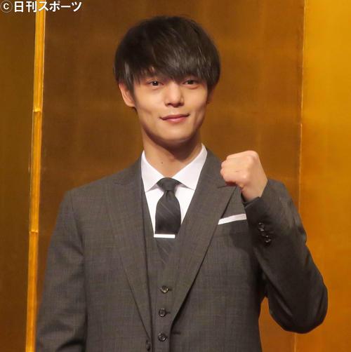 2020年度前期NHK連続テレビ小説「エール」主演の窪田正孝