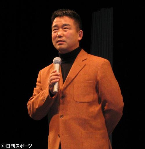 福岡翼さん(2005年1月26日撮影)