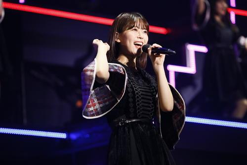 乃木坂46の「アンダーライブ2019」でセンターを務めた岩本蓮加