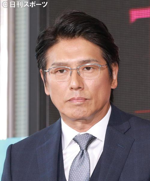 高橋克典(2018年4月13日撮影)