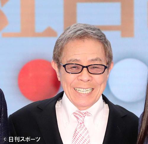 北島三郎(2019年4月17日撮影)