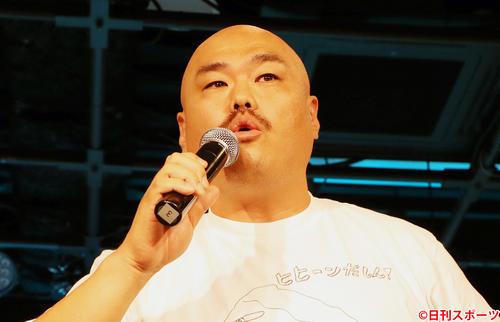 安田大サーカス・クロちゃん(2019年6月17日撮影)
