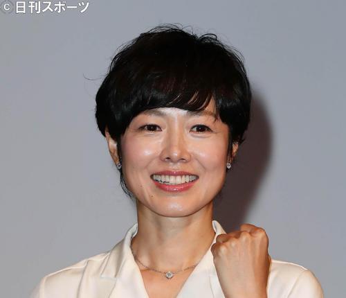 有働由美子アナ(18年9月4日撮影)