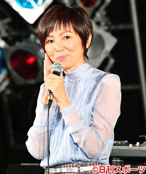 渡辺満里奈(2017年9月15日撮影)