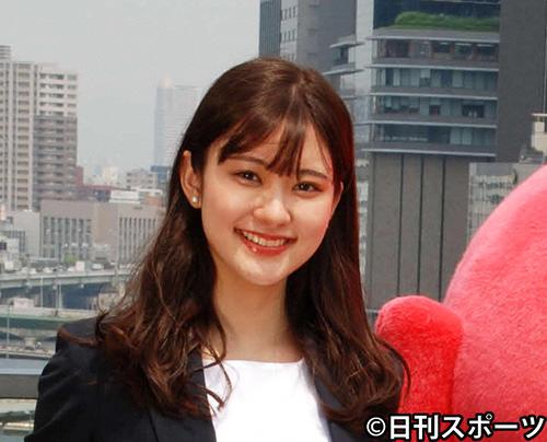 ABCテレビの新人、増田紗織アナウンサー