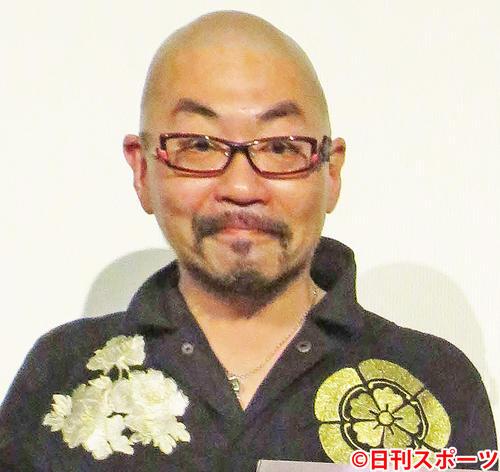 西村喜広監督(2015年7月4日撮影)