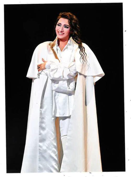 宝塚情報 雪組全国ツアーに主演している望海風斗(C)宝塚歌劇団