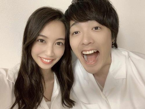 結婚をした紘毅と渡辺亜紗美さん