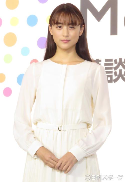 「講談社メディアカンファレンス2019」に出席した山本美月(撮影・佐藤成)