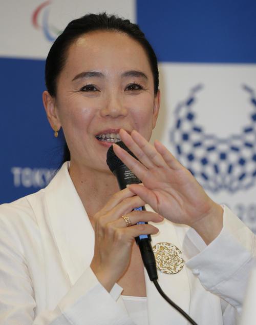 「東京2020」五輪公式映画でメガホンを握る河瀬直美監督