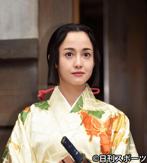 大河ドラマ「麒麟がくる」クランクイン会見に出席した沢尻エリカ容疑者(2019年6月4日撮影)