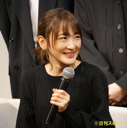 生駒里奈(2019年10月24日撮影)