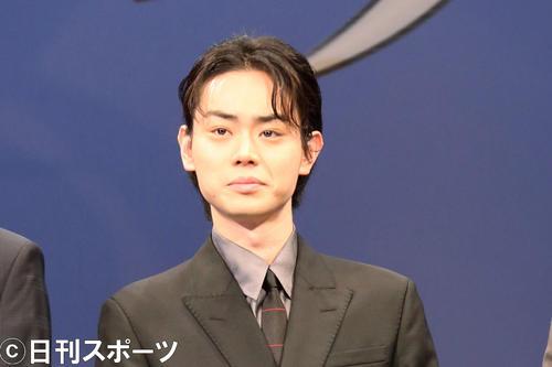 菅田将暉(2019年6月26日撮影)