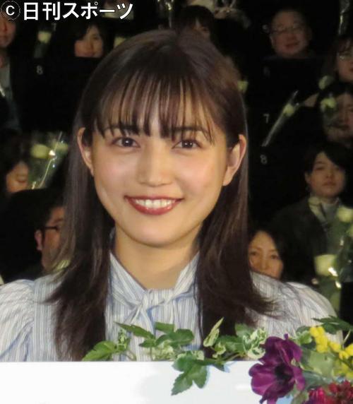 川口春奈(19年3月撮影)