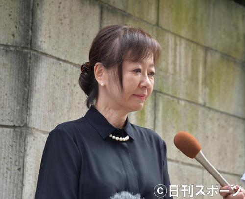 浅田美代子(18年撮影)