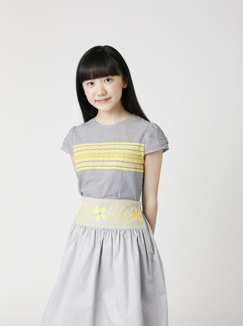 来年公開の映画「星の子」で主演することが決まった芦田愛菜