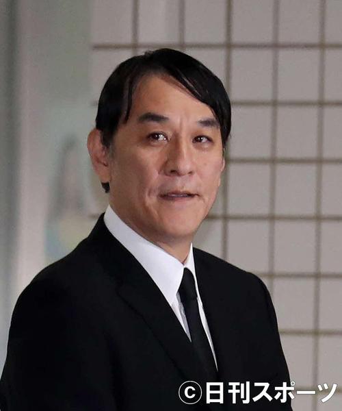 ピエール瀧(2019年4月4日撮影)
