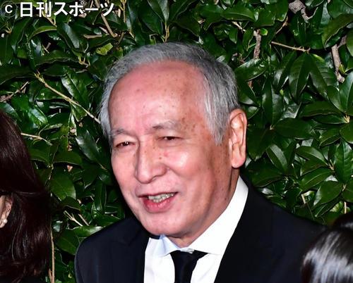 村井国夫(2018年12月3日撮影)