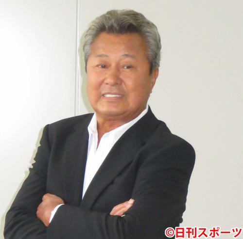 梅宮辰夫さん