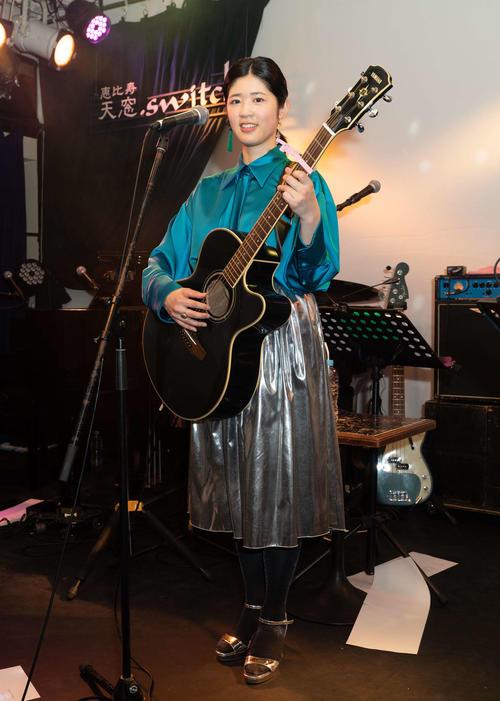 ワンマンライブを開催した伊藤美裕