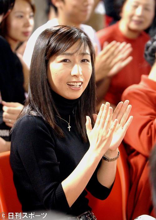 岡村孝子(2002年10月04日撮影)