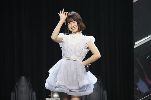 グループ卒業を発表したHKT48朝長美桜