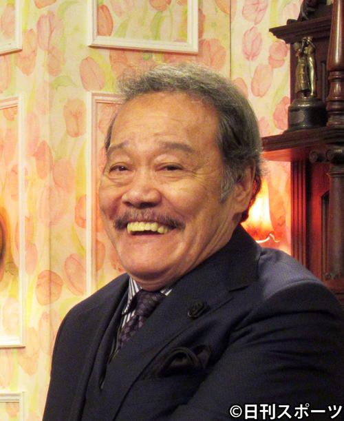 日本俳優連合の西田敏行理事長