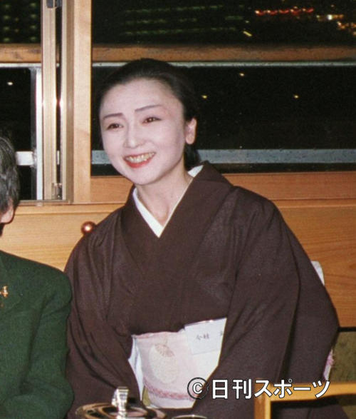 Photo of Fumi Imamura dies at the advancement stage, 61 years old many heroines