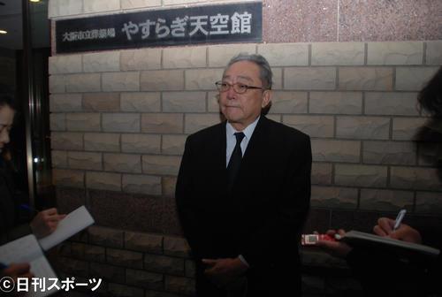 "Photo of Tenshi Shibuya ""It was peaceful"" Keishiro Kojima attending the night"