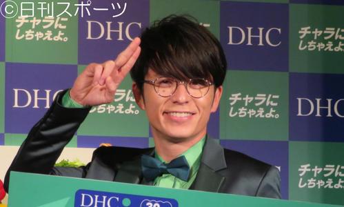 藤森慎吾(19年11月撮影)