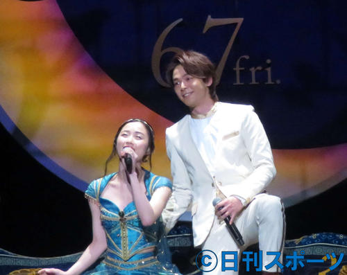 Photo of Tomoya Nakamura & Haruka Kinoshita Disney Medley / Red and White Song Order