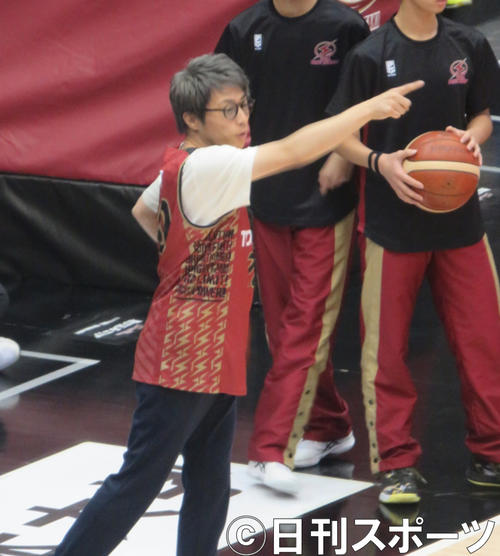 Photo of Exercise dementia Jun Tamura asks the basketball boy from above