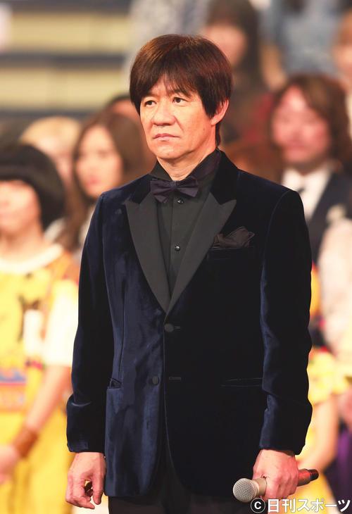 NHK紅白歌合戦 リハーサルで顔合わせに臨む内村光良(撮影・河田真司)